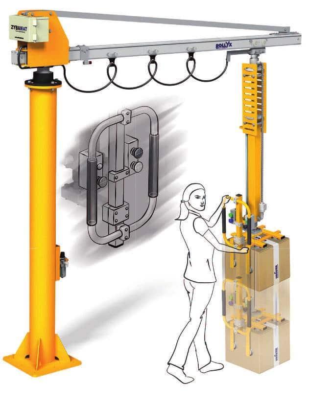 000 - Lekkie systemy dźwigowe Rollyx