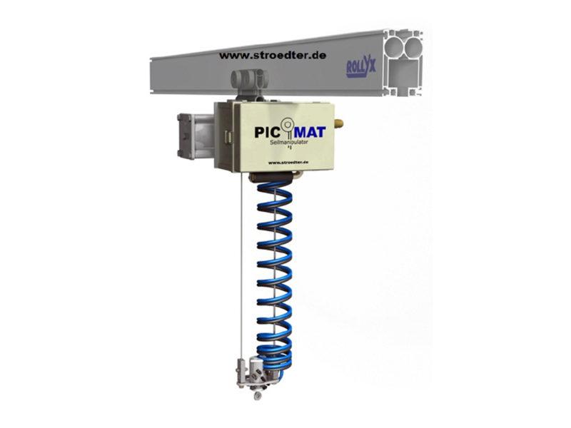 PICOMAT 800x600 - Manipulator PICO-MAT Manipulator PICO-MAT