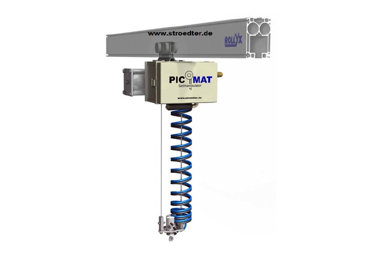 PICOMAT - Manipulator PICO-MAT Manipulator PICO-MAT