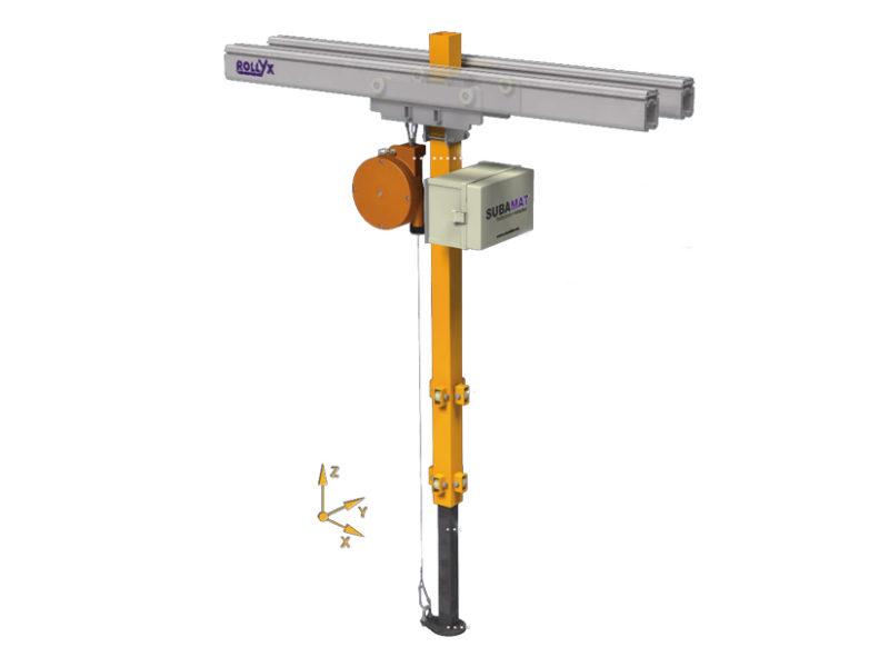 suba mat 800x600 - Manipulator teleskopowy SUBA-MAT Manipulator teleskopowy SUBA-MAT