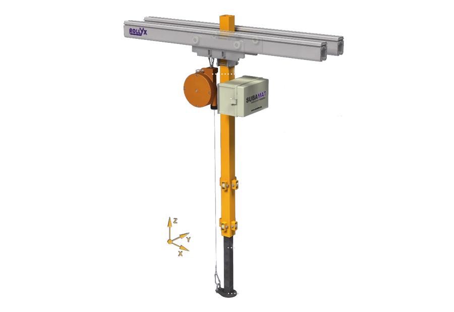 suba mat - Manipulator teleskopowy SUBA-MAT Manipulator teleskopowy SUBA-MAT